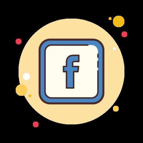 Logo Facebook sur My Addictive