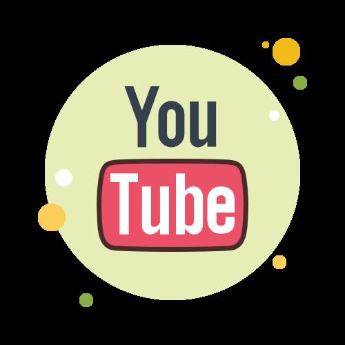 Logo Youtube sur My Addictive